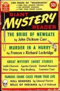 Giant Mystery Reader