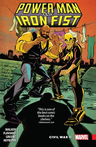 Power Man and Iron Fist, Vol. 2