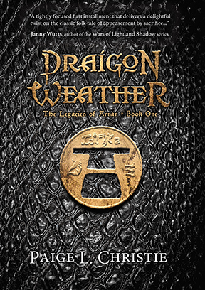 Draigon Weather (The Legacies of Arnan, #1)