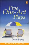 Five One-Act Plays