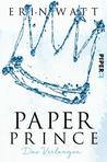 Paper Prince by Erin Watt