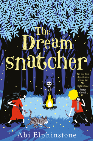 The Dreamsnatcher (Dreamsnatcher #1)