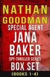 The Special Agent Jana Baker Spy-Thriller Series Box Set (Special Agent Jana Baker #1-4)