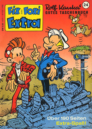 Fix und Foxi Extra, #24