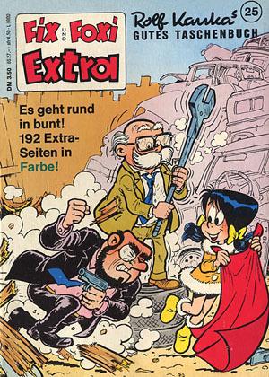 Fix und Foxi Extra, #25