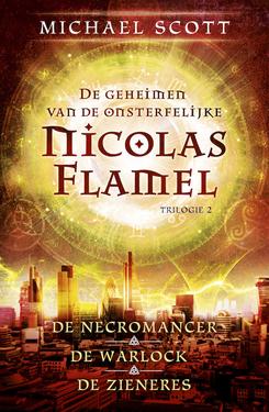 De geheimen van de onsterfelijke Nicolas Flamel 2: De necromancer / De warlock / De zieneres(The Secrets of the Immortal Nicholas Flamel 4-6)