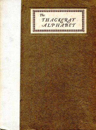 The Thackeray Alphabet
