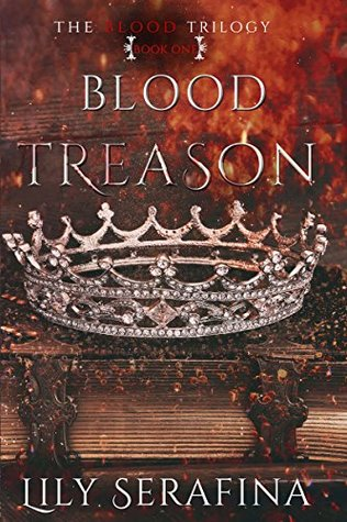 Blood Treason (The Blood Trilogy Book 1)