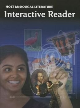 Holt McDougal Literature: Interactive Reader, Grade 9