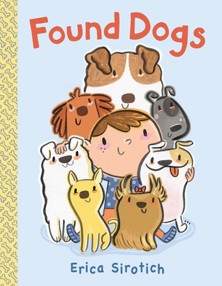 found dogs book cover