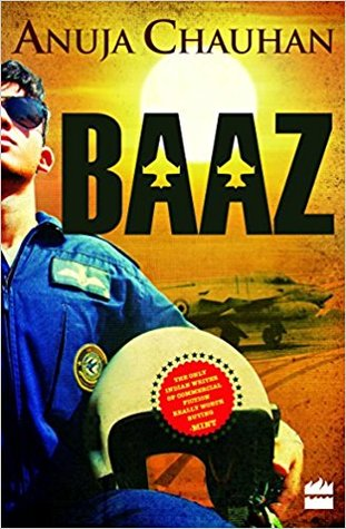 Image result for baaz anuja chauhan