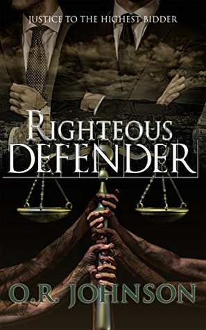 Righteous Defender (The Michael Ayers Series Book 2)