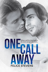 New Release Review: One Call Away by Felice Stevens