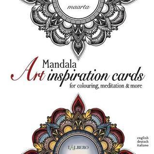 Mandala Art Inspiration Cards: For Colouring, Meditation & More
