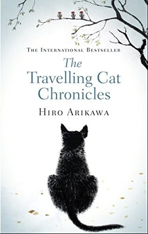 Book cover showing a cat