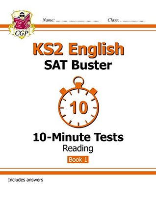 KS2 English SAT Buster 10-Minute Tests: Reading