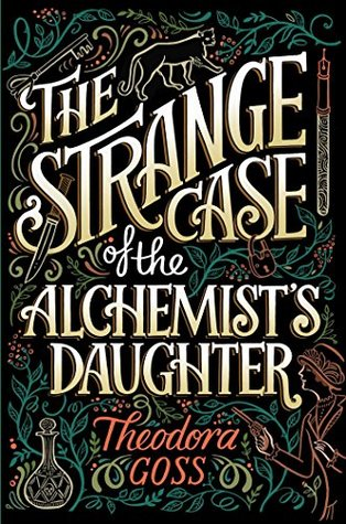 Image result for the strange case of the alchemist's daughter