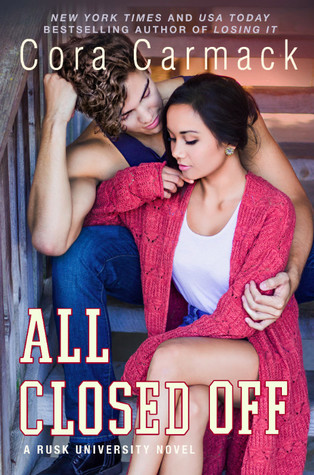All Closed Off - DJVU FB2 EPUB por Cora Carmack