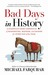 Bad Days in History by Michael Farquhar