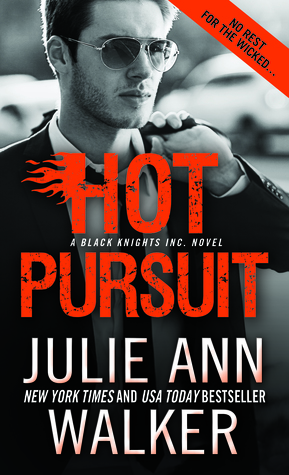 Hot Pursuit (Black Knights Inc., #11)