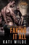 Faking it All (Hellfire Riders MC, #10)