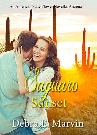 Saguaro Sunset (American State Flower #32)