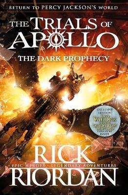 The Dark Prophecy (The Trials of Apollo #2)
