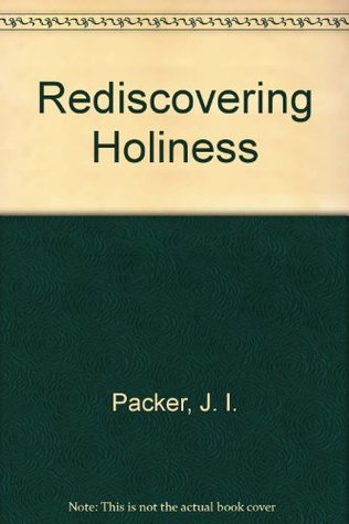 Rediscovering Holiness with Book