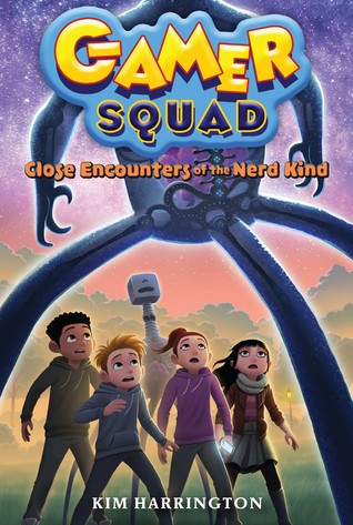 Close Encounters of the Nerd Kind (Gamer Squad #2)