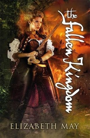 The Fallen Kingdom (The Falconer #3) – Elizabeth May