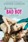 Betting the Bad Boy (Behind the Bar, #3)