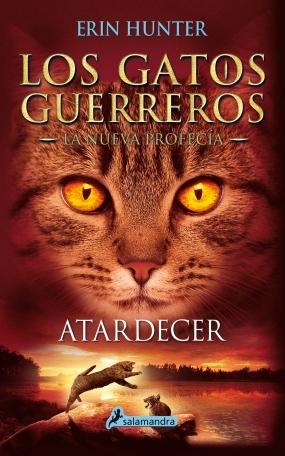 Atardecer (Los gatos guerreros: La nueva profecía, #6)