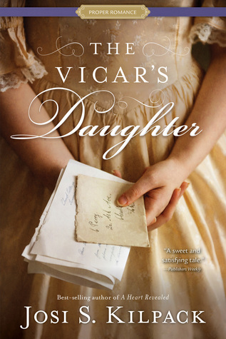 The Vicar's Daughter (Proper Romance)