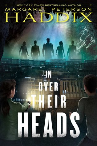 In Over Their Heads (Under Their Skin #2)