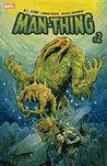 Man-Thing #2 by R.L. Stine