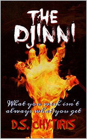The Djinni (Night Terrors Book 1)