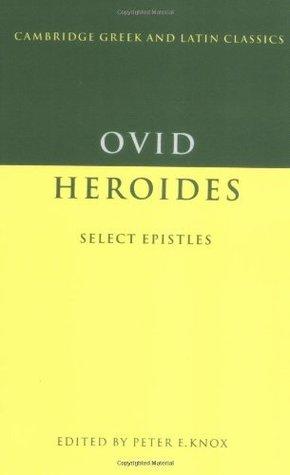 Ovid: Heroides: Select Epistles