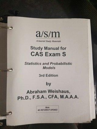 asm study manual for soa exam mfe 9th edition by abraham weishaus rh goodreads com asm manual mfe free download asm study manual mfe