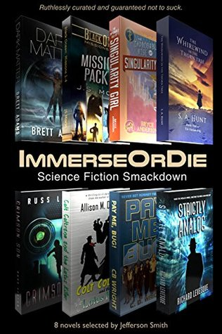 The ImmerseOrDie Science Fiction Smackdown by Jefferson Smith