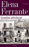 Geniální přítelkyně by Elena Ferrante
