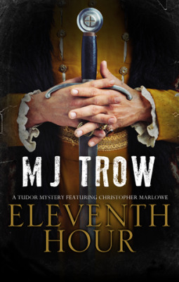 Eleventh Hour by M.J. Trow