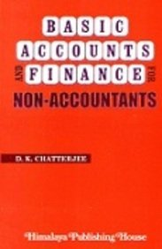 Basic Accounts And Finance For Non-Accountants