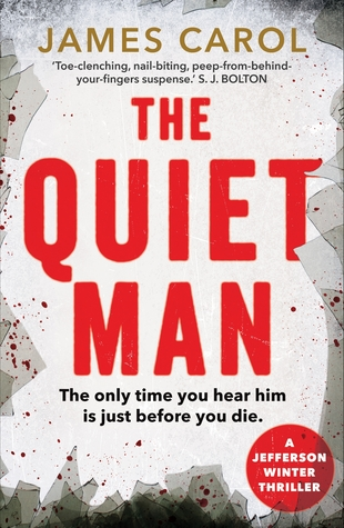 The Quiet Man (A Jefferson Winter Thriller, #4)