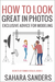 How to Look Great in Photos...
