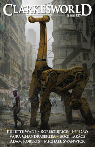 Clarkesworld Magazine, Issue 127 (Clarkesworld Magazine, #127)