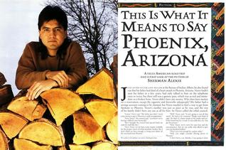 "character analysis this is what it means to say phoenix arizona Symbolism used in the book ""this is what it means to say phoenix, arizona"", captures the native american perspective of the characters in."