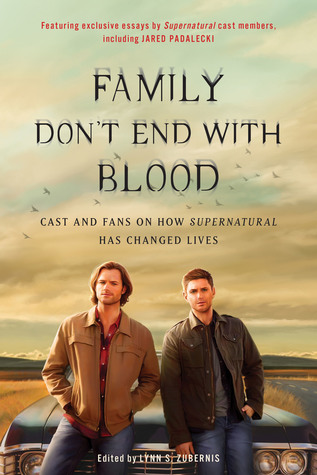 Family Don't End with Blood – Lynn S. Zubernis