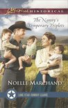 The Nanny's Temporary Triplets (Lone Star Cowboy League: Multiple Blessings #2)