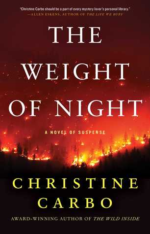 The Weight of Night (Glacier Mystery #3)