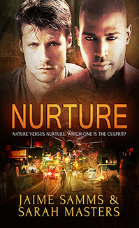 Release Day Review: Nurture by Sarah Master and Jaime Samms